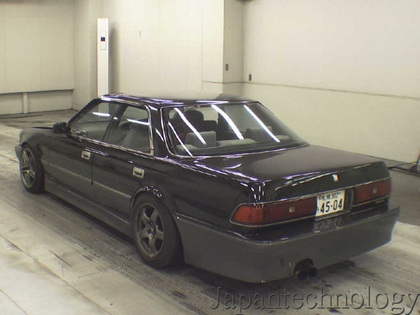 Toyota Mark II Jzx81
