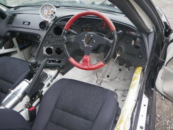 Toyota Supra JZA80
