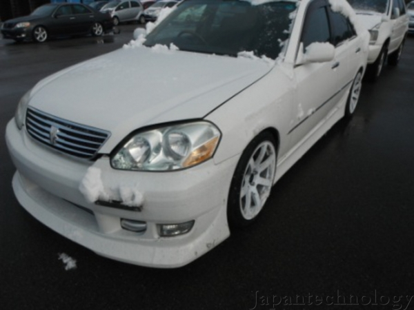 Toyota Mark II Jzx110