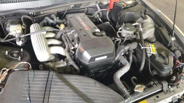 Toyota Altezza SXE10