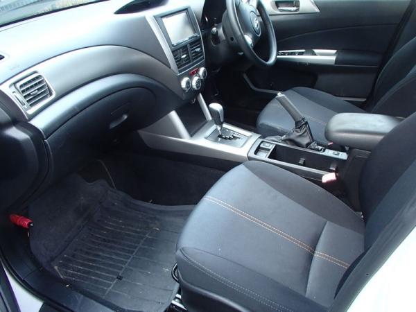 Subaru Forester SH5