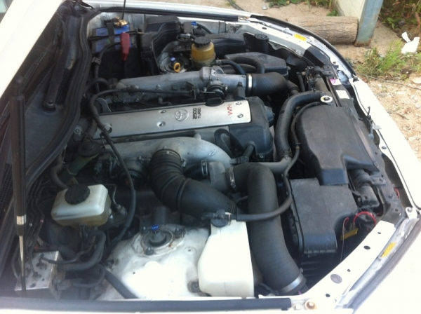 Toyota Mark II Jzx110