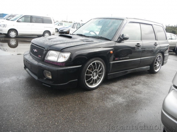 Subaru Forester SF5