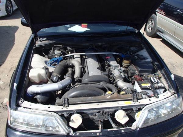 Toyota MARKII Jzx100