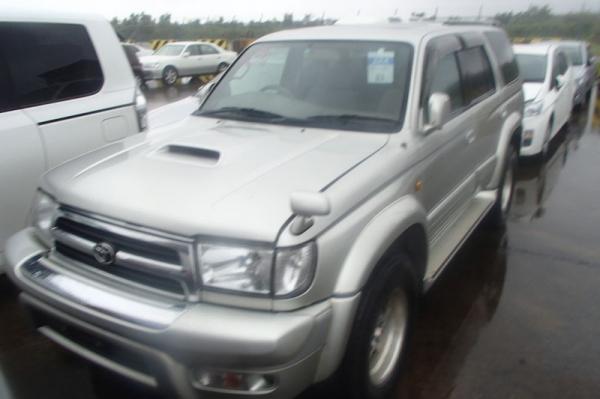 Toyota Hilux Surf  KZN185