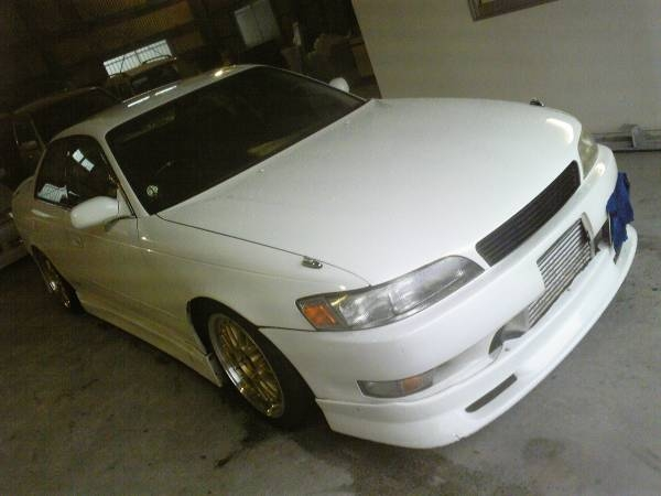 Toyota Mark II Jzx90